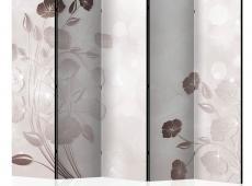 Paraván - Gentleness of Flowers II [Room Dividers]